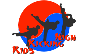 Kids Kicking High